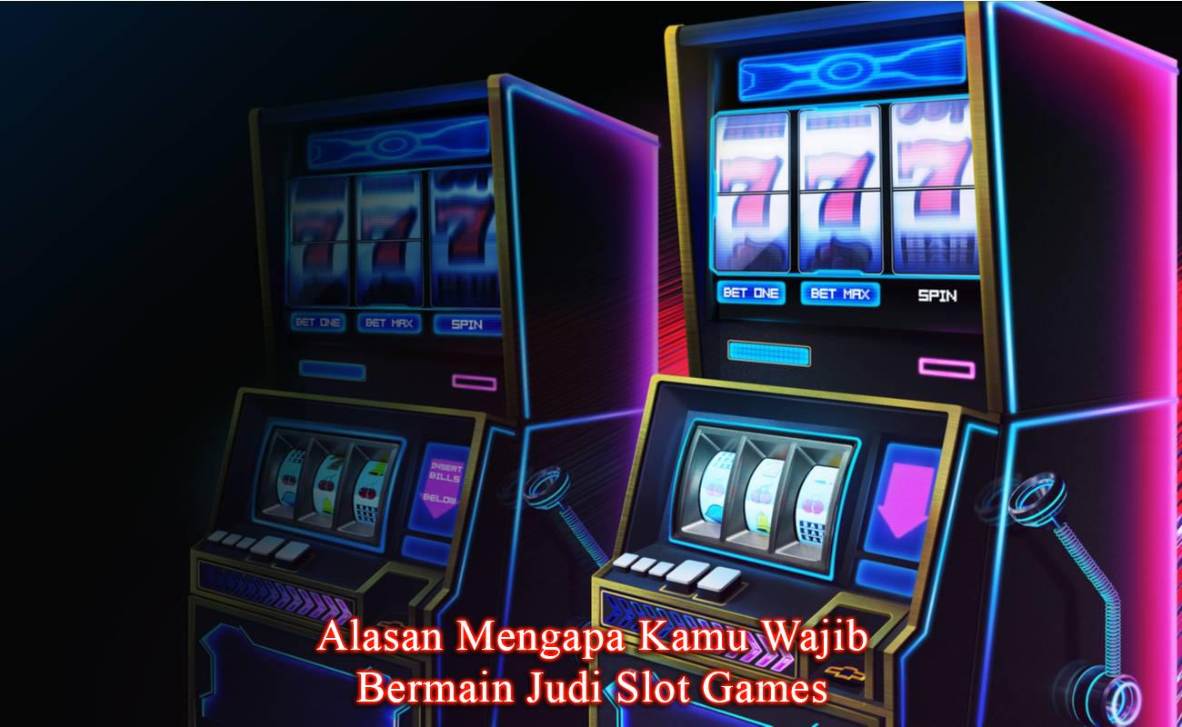 Mengenali Ciri-ciri Agen Slot Games Terpercaya